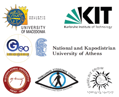 The logos of all partners